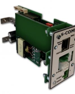 S-COM – CARTE DE COMMUNICATION